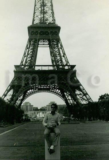 Parigi, 1969. Foto di Guglielmo Linda