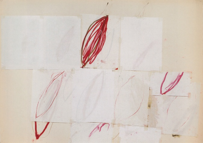 Untitled, 1974 - Cy Twombly