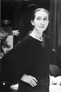 Pina Bausch 1940 – 2009 Foto: Wilfried Krüger